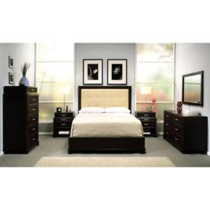 bed, bedroom, drawer, dressing, dressing table, elegant, furniture, kikar, luxury, mirror, side tables, table, Wood