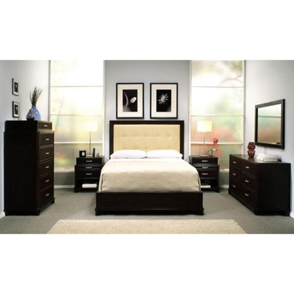 Elegant Bed Set without Matress Model 1605