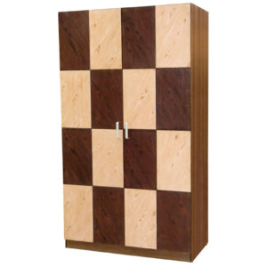 Furniture, Wardrobe, Drawer, Wood, Solid Wood,Double Door Wardrobe