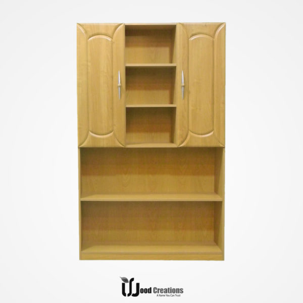 Italian Bookcase with Storage Box model-105