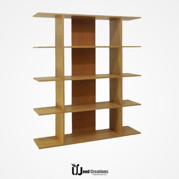 Modern Book Shelf model-107