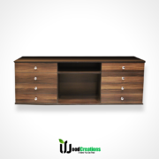 bedroom, Doors, furniture, Glass, launch, led, living room, shelves, trolley, tv, wide space, Wood