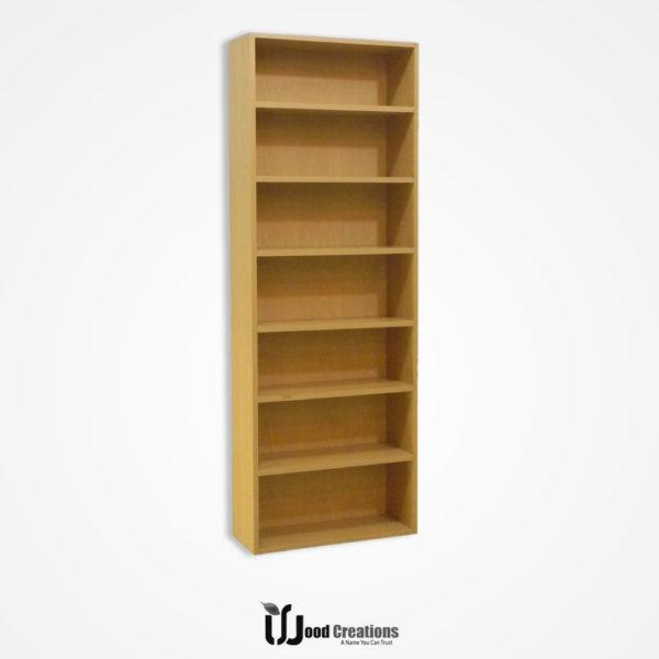 Book Case Cum CDs Rack model-103