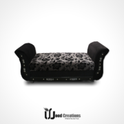elegant, furniture, luxury, round setti, setti, visitor chair, Wood, woodcreations